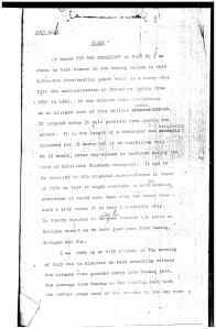DIARY page 1