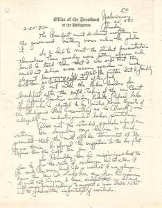 01 Diary of Ferdinand Marcos, 1970, 0001-0099 (Jan01-Feb28) 52
