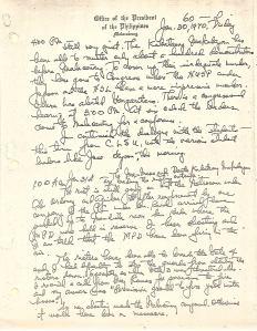01 Diary of Ferdinand Marcos, 1970, 0001-0099 (Jan01-Feb28) 62