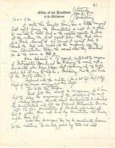 01 Diary of Ferdinand Marcos, 1970, 0001-0099 (Jan01-Feb28) 63