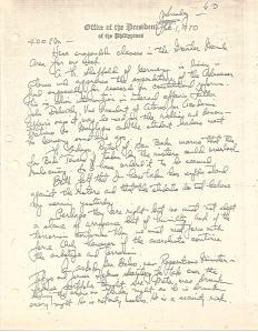 01 Diary of Ferdinand Marcos, 1970, 0001-0099 (Jan01-Feb28) 65